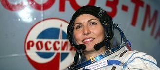 浪潮对话| 对话首位女性太空游客(双语全文)